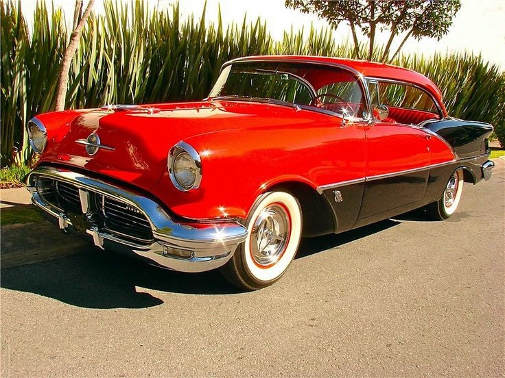 1956 Oldsmobile 88 Holiday Coupe Maintenance/restoration of old/vintage vehicles: the material for new cogs/casters/gears/pads could be cast polyamide which I (Cast polyamide) can produce. My contact: tatjana.alic@windowslive.com