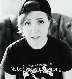 True af! Preach it Hannah!