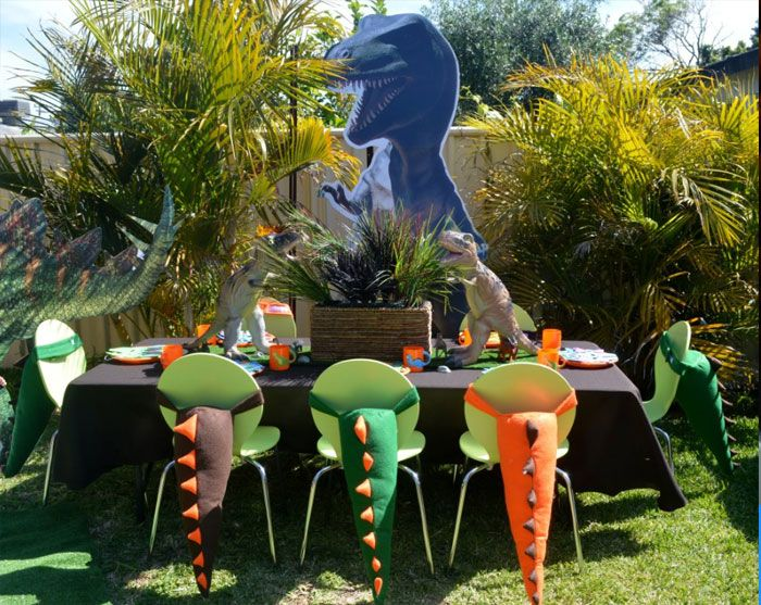 dinosaur themed party | Kids Party House - Kids Dinosaur Party Theme For Boys In Perth