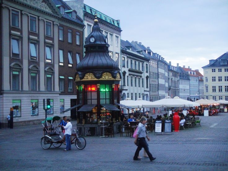 Copenhagen city center