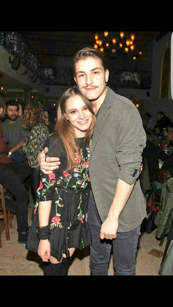 Boran Kuzum ve Miray Daner