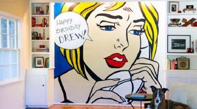 HepiSoda – Popart   Artwork   Craft and Merchandise: Saatnya Tuangkan Kreasi Pop Art di Kamar Anda
