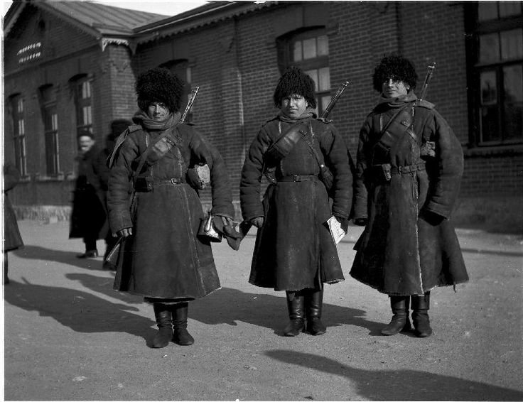 Three cossack soldiers, Image 231 of 338