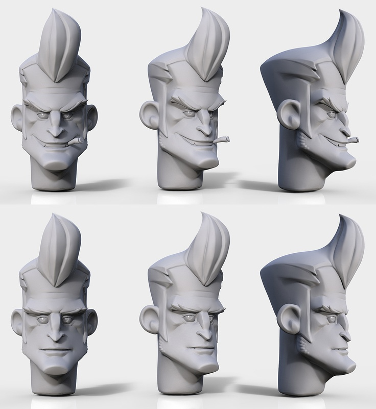 Renaud Galand - Polycount Forum - View Single Post - What Are You Working On? 2012 Edition