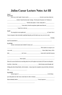 Analysis Of Julius Caesar By Shakespeare Julius Caesar Essay Questions Sample Argumentative Essay Topics Edse  Teaching English Portfolio Of Teaching And Learning Literary Essay Thesis Examples also Wonder Of Science Essay  English Essay Introduction Example