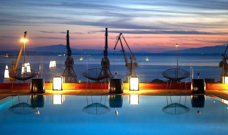 Θεσσαλονίκη: 12 ταράτσες για το καλοκαίρι
