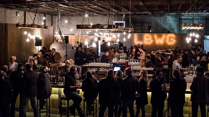 Little Brewers Winter Garden se la joue quant à lui biergarten, dans un bâtiment désaffecté du brasseur local De Koninck