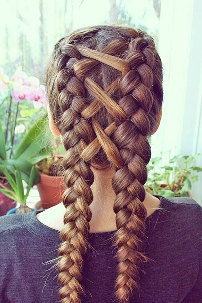 Simple Braided Hairstyles For Prom : Best 25 amazing braids ideas on pinterest hairstyles