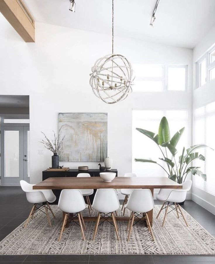 Inspiring Dining Room Decorating Ideas With Modern Style Minimalist Dining Room Dining Room Small Dining Room Decor Dark turkish dining room decor