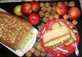 W Mojej Kuchni Lubię.. : ciasto jogurtowe z galaretkowymi jabłkami...