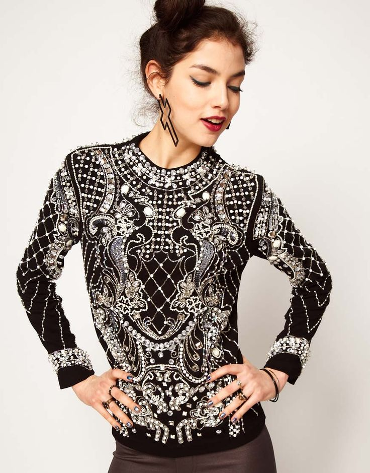 Love You Forever Gift - Embellished Armour Top