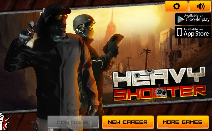 Un juego de primera persona, donde tienes que disparar a los enemigos que salgan en cada escenario