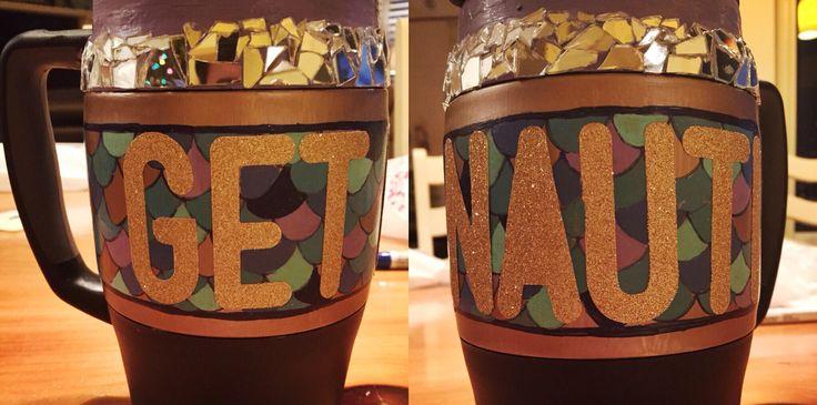 Get Nauti KD painted bubba keg