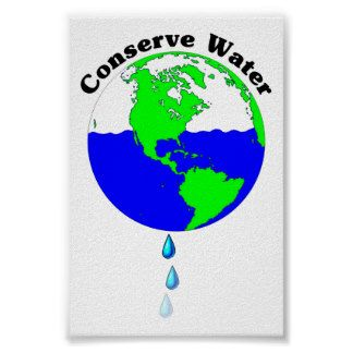 Image result for water conservation posters