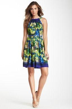 HauteLook | Summer Finds Under $50: Donna Ricco Floral Print Dress