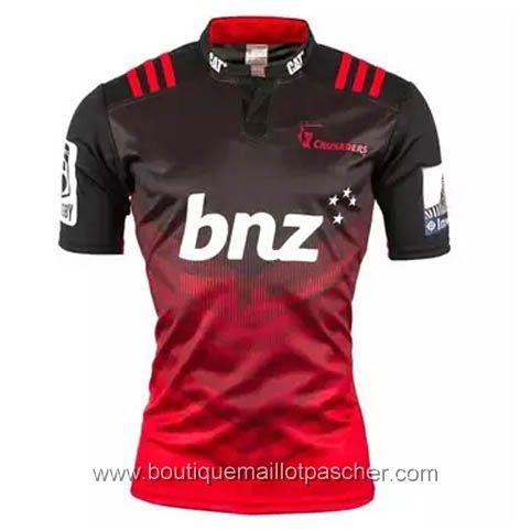 Maillot de rugby pas cher Crusaders 2016 28,99€