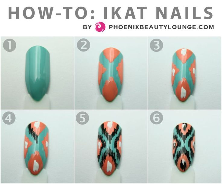 For the summer or the cruise I would like my nails or a nail like this.