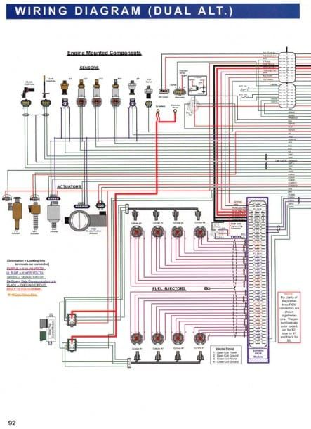 7 3 Powerstroke Wiring Diagram  With Images