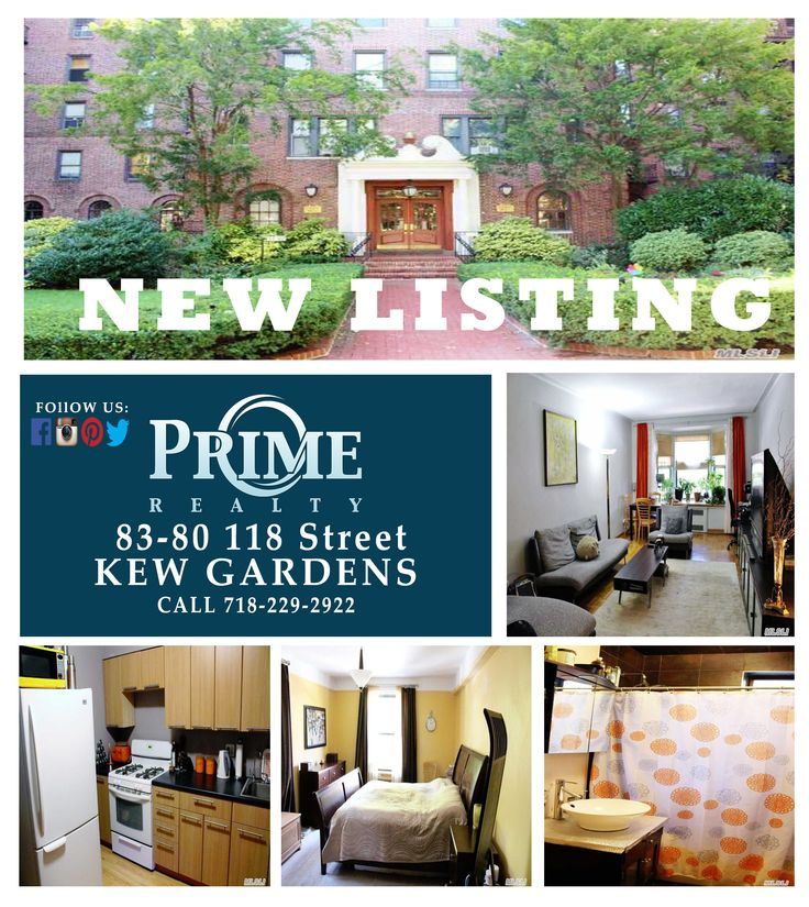 We Have A New Listing In Kew Gardens Ny At 83 80 118 Street