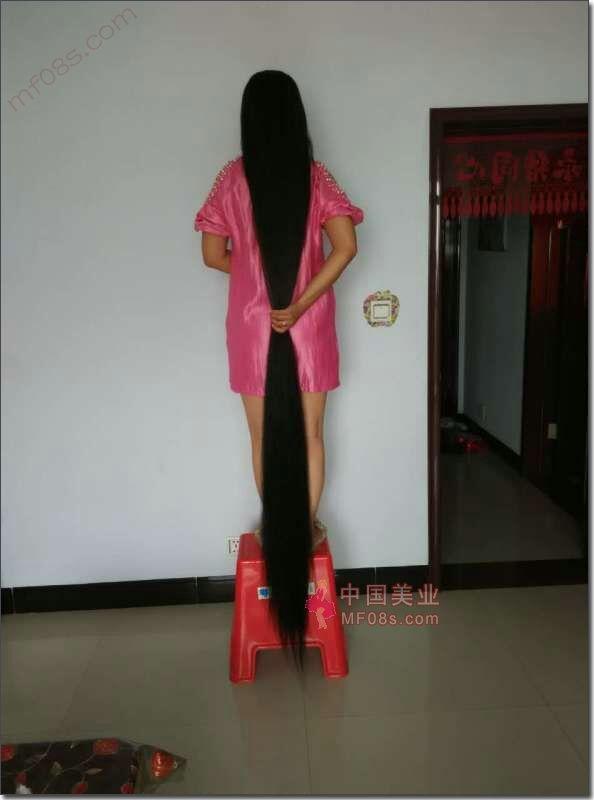 Long hair fixation #Rapunzel