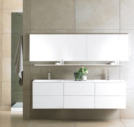 Modern bathroom sinks and cabinets - Design Within Reach