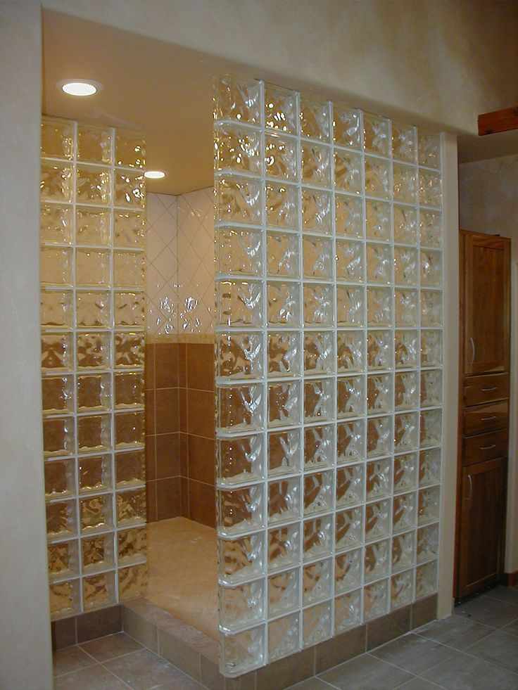 1000 Ideas About Glass Block Shower On Pinterest Glass