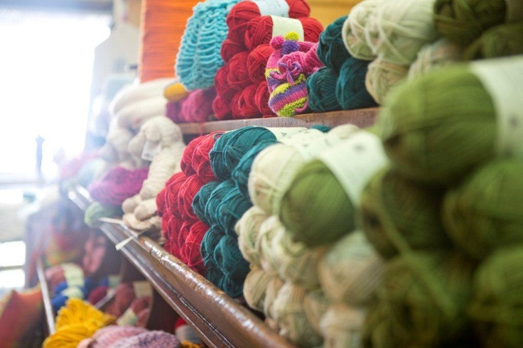 Nundle Woollen Mill #yarn #SRES   Photo taken by: http://www.000photography.com.au/Home.html