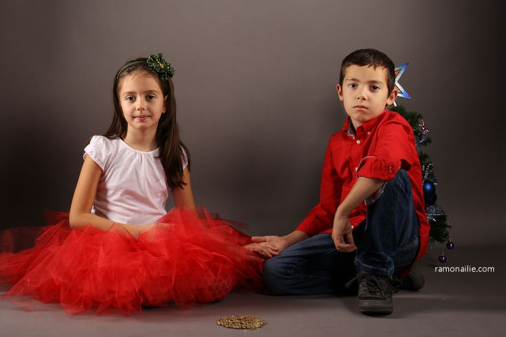 Photo Session for Christmas - Sofi & Aari ♥