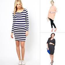 Maternity Figure Flattering Dresses