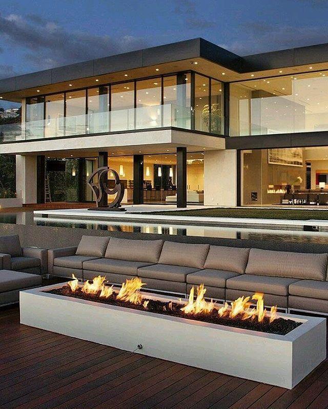Home... #LuxuryExteriorDesign
