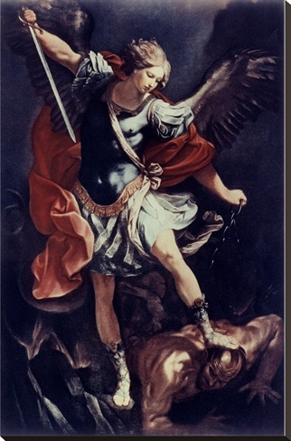 The Archangel Michael... Feast of Sts. Michael, Gabriel, and Raphael. 9~29~12