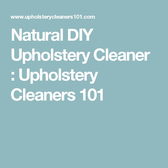 learn how to clean carpets curtains sofas etc