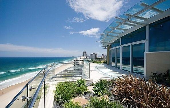 Balustrade by Elite Balustrades at Jade Apartments Surfer's Paradise, Gold Coast, Australia