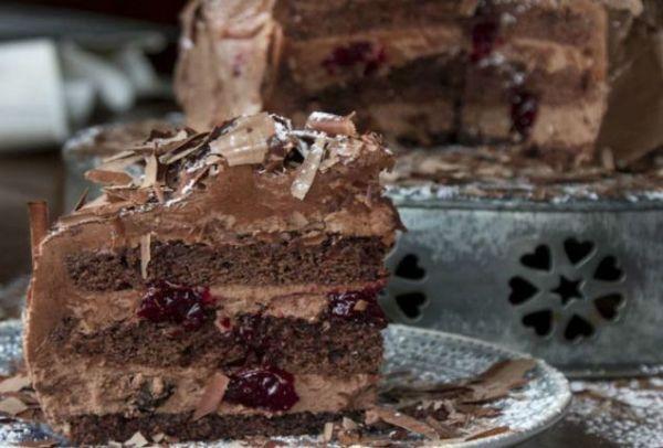 Super νηστίσιμη τούρτα από τον Άκη Πετρετζίκη!