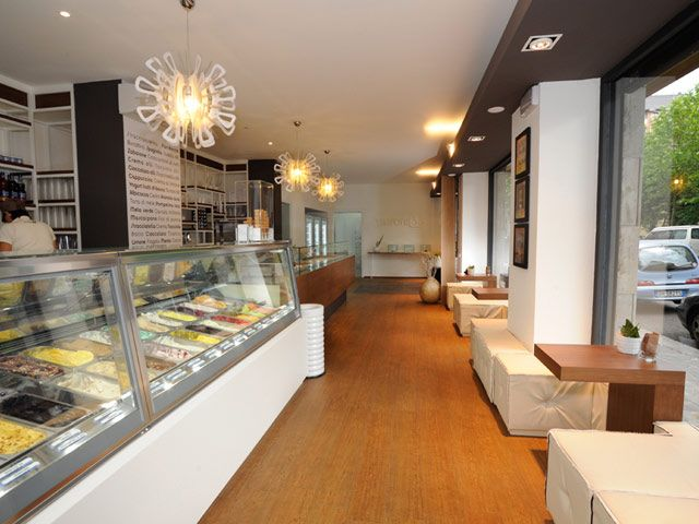 Ice Cream Parlour Interior Design Design For Ice Cream