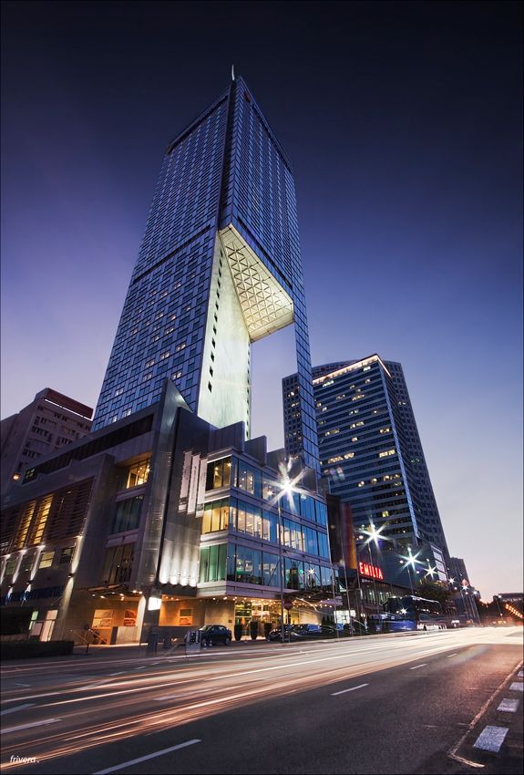 Intercontinental Hotel, Warsaw, Poland http://www.travelandtransitions.com/destinations/destination-advice/europe/