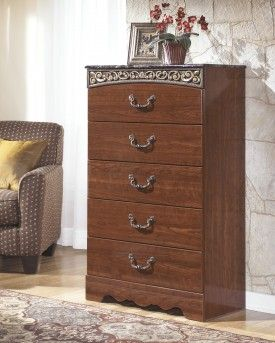 Fairbrooks Estate #Chest enhance your #bedroomdecor with an inviting traditional design.