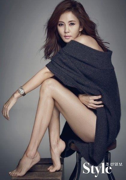 김남주, 40대의 섹시