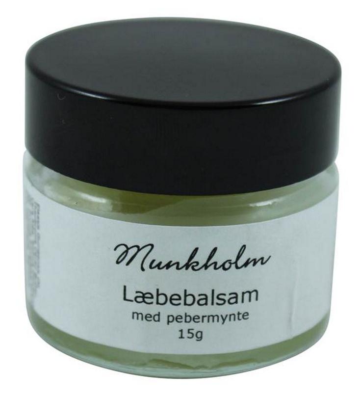 Munkholm læbebalsam - Tankestrejf.dk