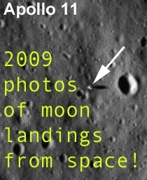 Was the moon landing a hoax? If not, why don't we have photos of Apollo moon landings from space? In fact, we do! Below are photos of all the...