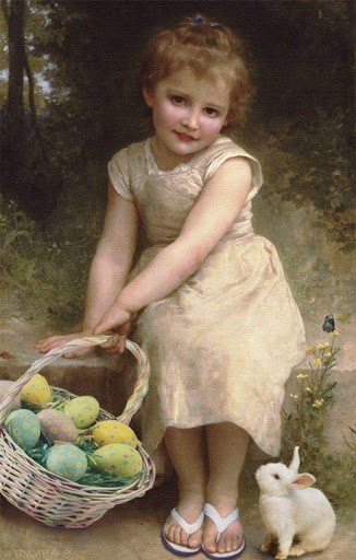 William Bouguereau - Easter