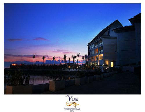 Vue Beach Club, Canggu - Bali