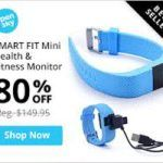 Grab a SMART FIT Health and Fitness Monitor at 80% off TODAY!! - http://www.couponoutlaws.com/grab-a-smart-fit-health-and-fitness-monitor-at-80-off-today/
