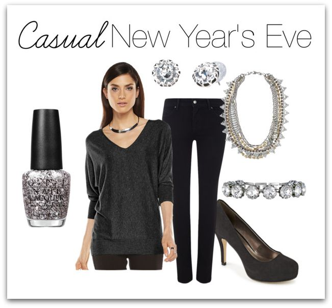 Wearable New Year's Eve outfits for moms: whether you're staying in or going out, I've gotcha covered!