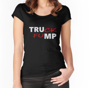 """""""yes, fuvck trump"""" Classic T-Shirts by angkykezey 