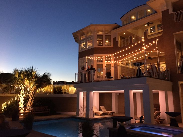 Best 25+ Backyard party lighting ideas on Pinterest