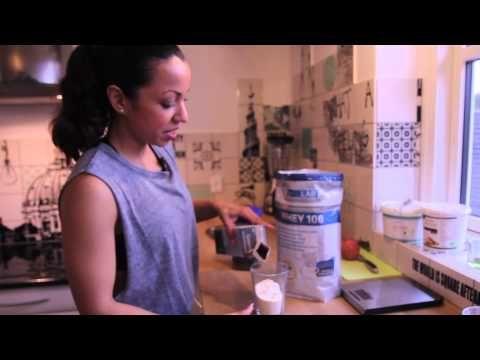 ▶ Fitnessopskrifter: Proteinkaffe - YouTube