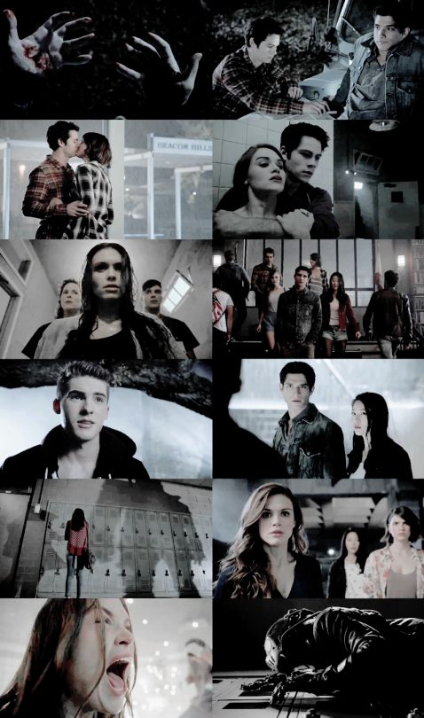 WATCH YOUR PACK! Came on while watching finding carter tonight freaked out I've scene it a lot but still.. And omg stydia needs to happen this season!!