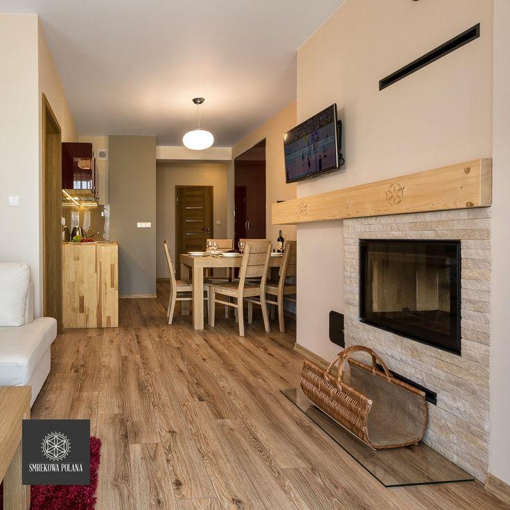 Apartament Kotelnica - zapraszamy! #poland #polska #malopolska #zakopane #resort #apartamenty #apartamentos #noclegi #livingroom #salon