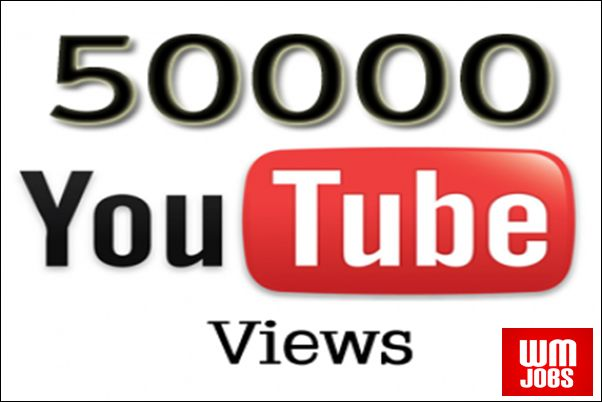 Marketing In The Music Industry - Real Human Youtube Views - World Micro Jobs